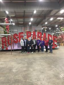 WICC Rose Parade Decorations