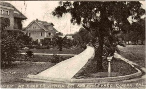Victoria_Street_Corona_CA_postcard